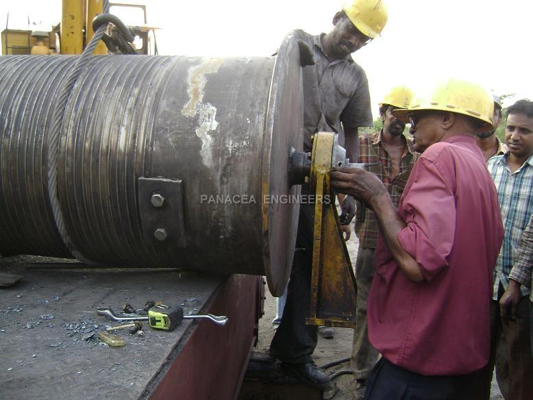 Crane Repair and Maintenance, Crane Maintenance Services ...